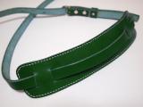緑 ギターストラップ