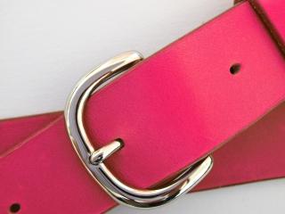 ピンク ギターストラップ