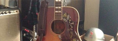 アコギ ギターストラップ