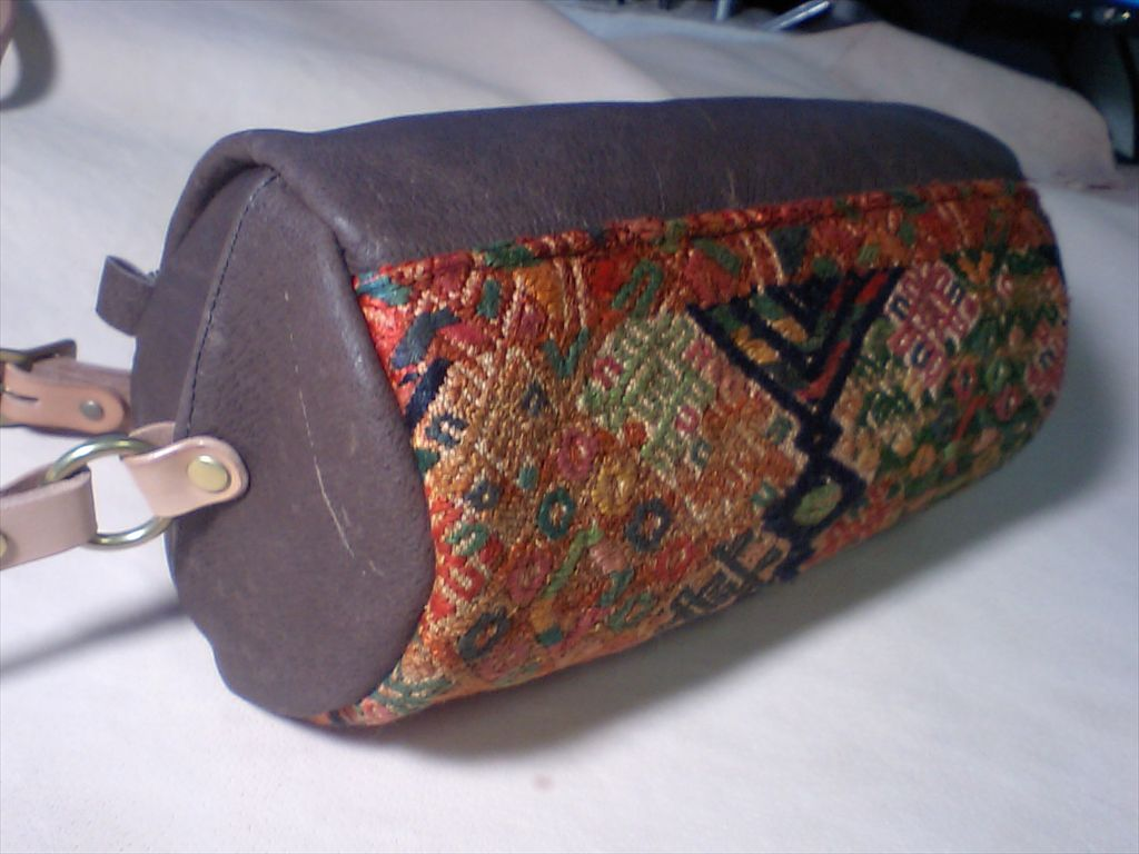 Drum Bag MEXICO SARAPE sample bg-181