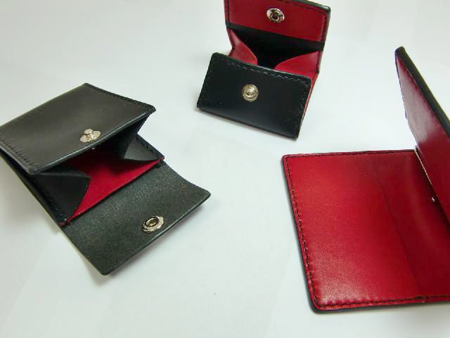 Money Clip & Coin & Card case set-186