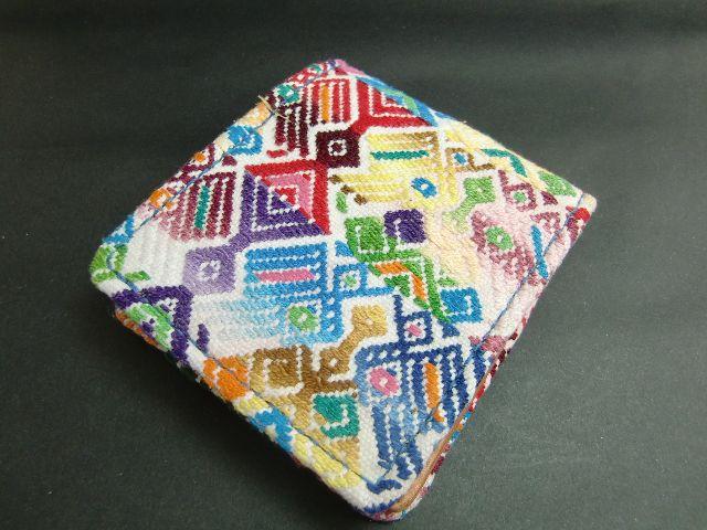 Half Wallet PERU w-189