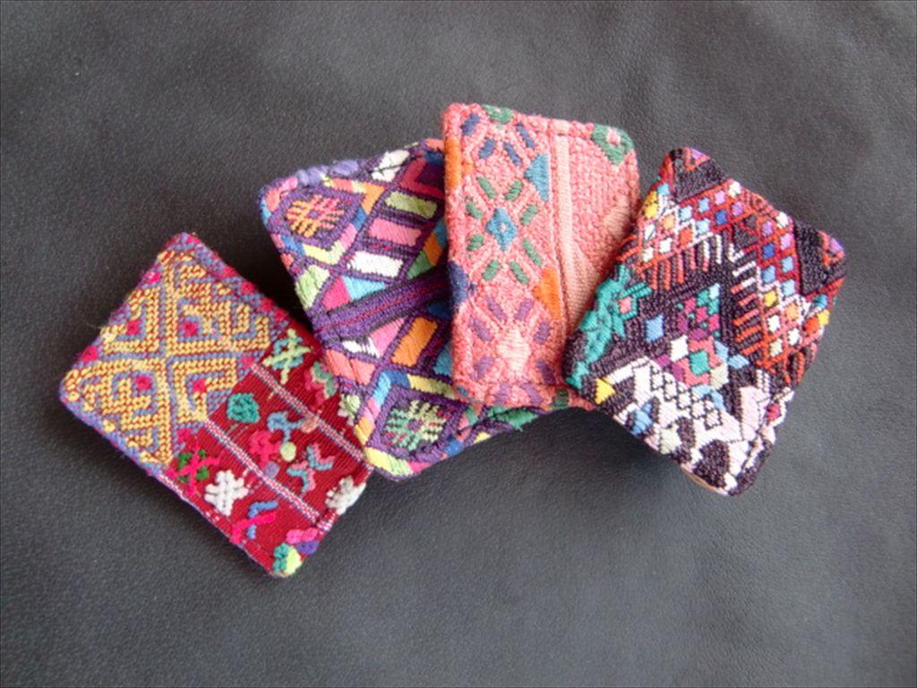 Small Wallet GUATEMALA w-184