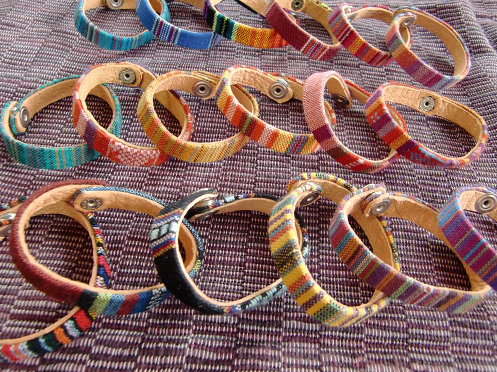 Bracelet a lot of color br-188