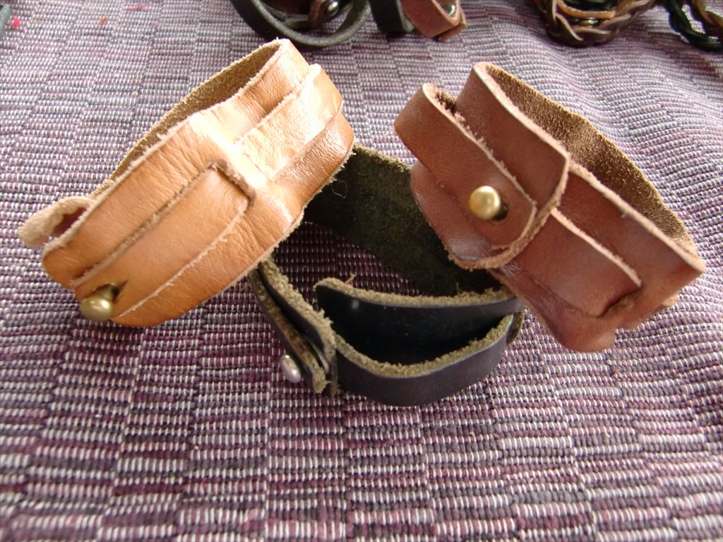 LEATHER Bracelet br-185
