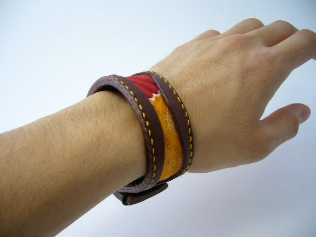 Bracelet INDIA SILK br-80