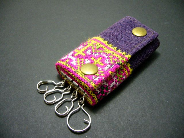 Coin case MEXICO Sarape co-100