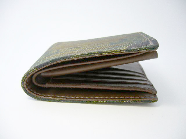Long Wallet INDIA SILK w-106