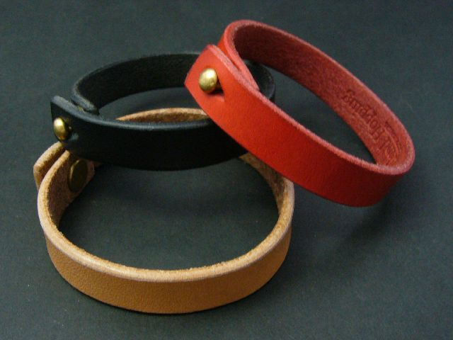 LEATHER Bracelet br-105
