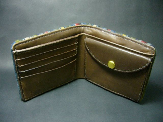 Half Wallet MON HILL TRIBE w-128