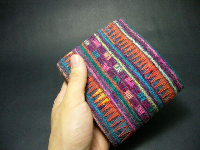 Half Wallet TIBET w-129