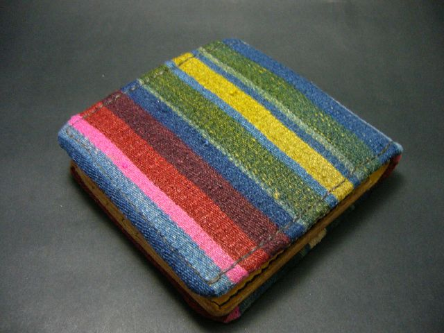 Card case AKA HILL TRIBE ca-132