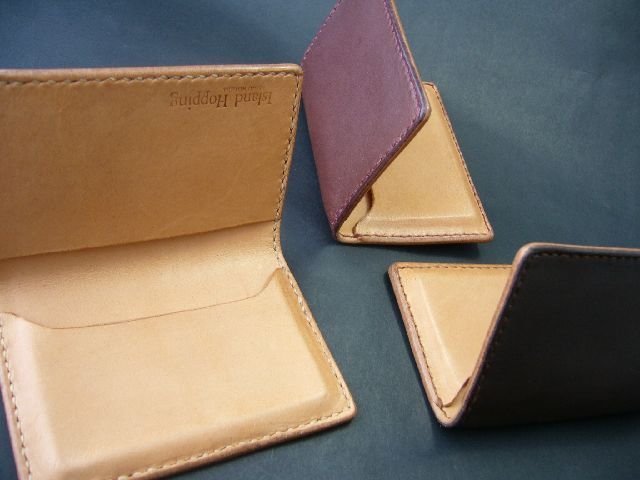 LEATHER Card case ca-142