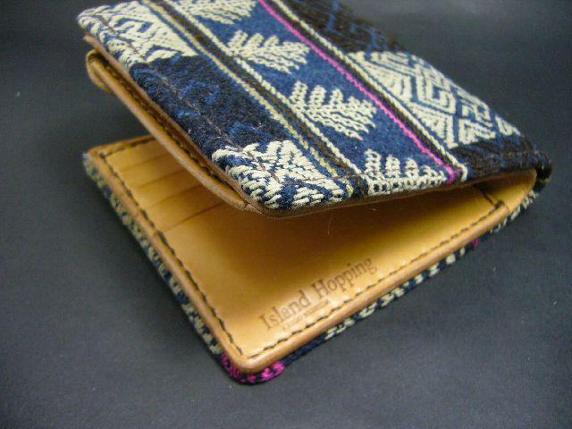 Half Wallet GUATEMALA w-151