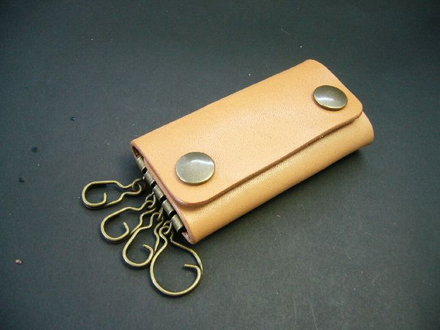 LEATHER Card case ca-181